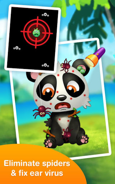 Jungle Doctor FREE Kids Games screenshot 8