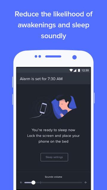 Nightly: enjoy healthy sleep screenshot 5