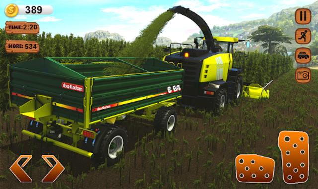 Farmer Simulator 2020 Real Tractor Farming Sim screenshot 2