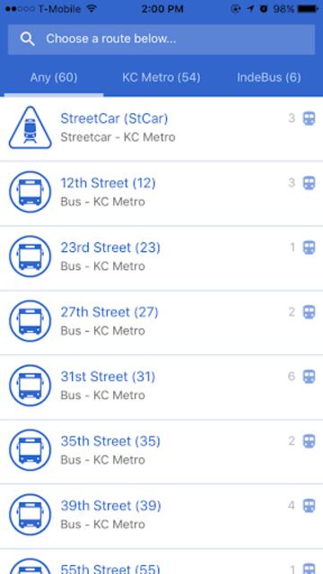 KC Street Track screenshot 4