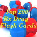 Icon for Top 200 Rx Drug Flash Cards