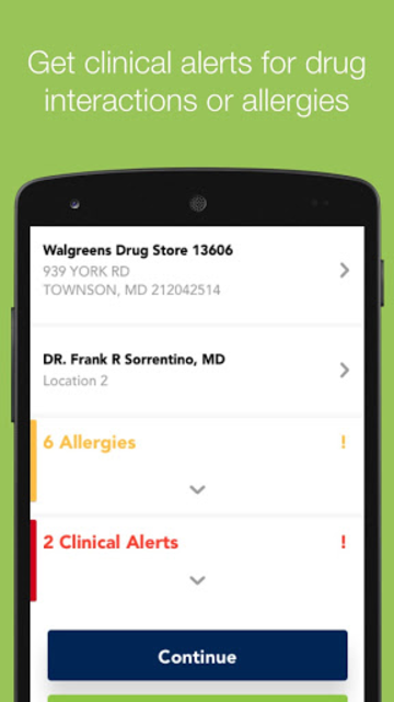 iPrescribe -Prescribe Anywhere screenshot 5