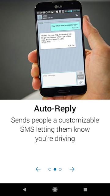 AT&T DriveMode screenshot 2