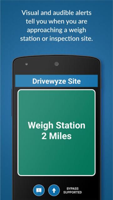 Drivewyze PreClear Trucker App screenshot 3