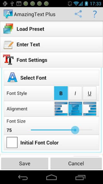 AmazingText Plus - Text Widget screenshot 4