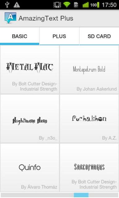 AmazingText Plus - Text Widget screenshot 5