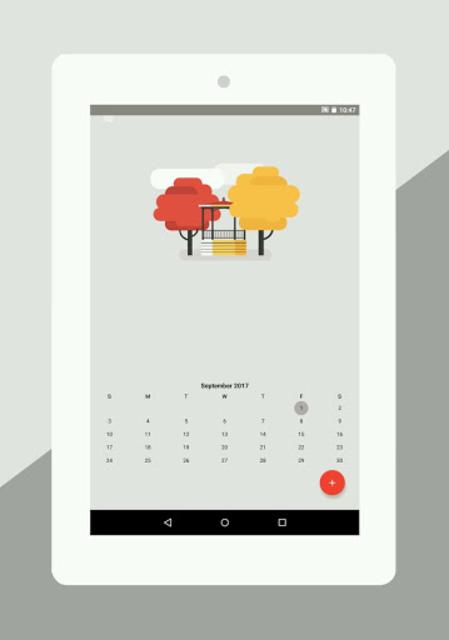 Calendar 2021 - Diary, Holidays and Reminders screenshot 17