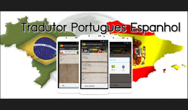 Tradutor Portugues Espanhol screenshot 1