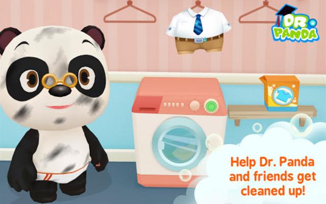 Dr. Panda Bath Time screenshot 1