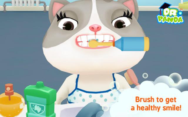Dr. Panda Bath Time screenshot 4
