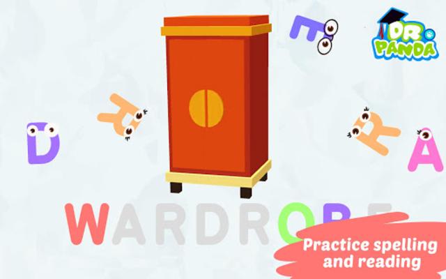 Dr. Panda Plus: Home Designer screenshot 2