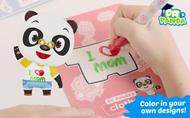 Dr. Panda Plus: Home Designer screenshot 3