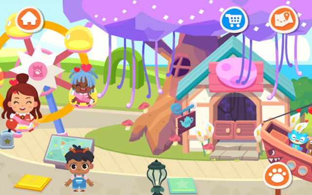 Dr. Panda Town: Pet World screenshot 7