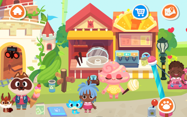 Dr. Panda Town: Pet World screenshot 20