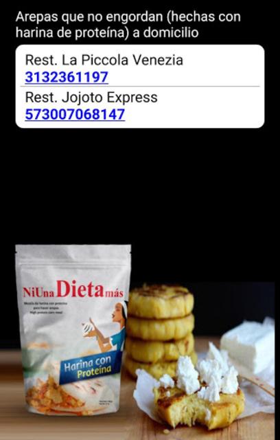 Ni Una Dieta Mas screenshot 8