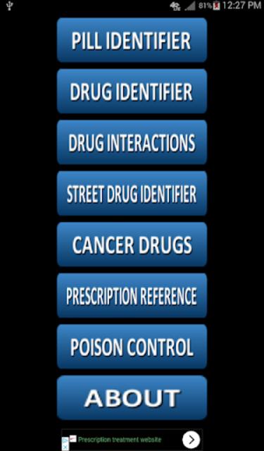 Prescription Pill Identifier screenshot 2