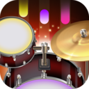 Icon for Drum Live: Real drum set drum kit music drum beat