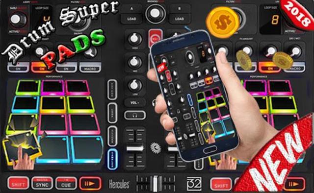Drum Super Pads screenshot 3
