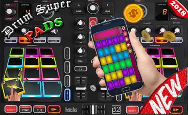 Drum Super Pads screenshot 16
