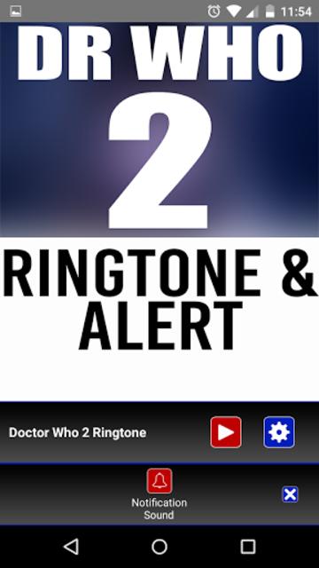 Doctor Who 2 Theme Ringtone screenshot 3