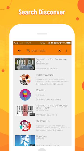 FreeMusic for SoundCloud screenshot 2