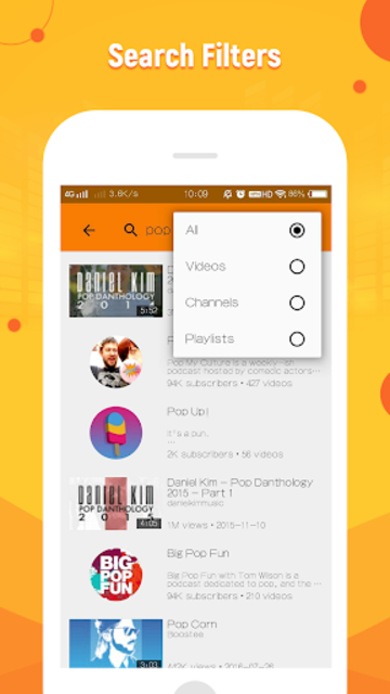 FreeMusic for SoundCloud screenshot 3