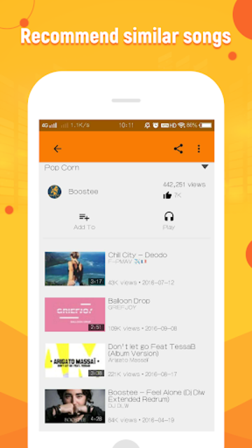 FreeMusic for SoundCloud screenshot 5