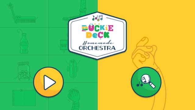 Duckie Deck Homemade Orchestra screenshot 14