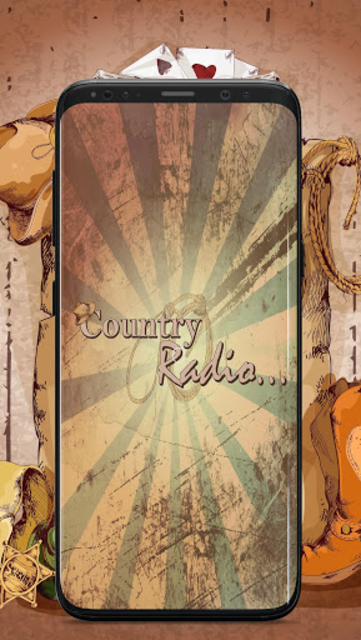 Free Country Music Radio screenshot 1