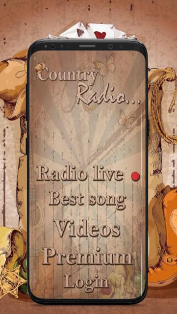 Free Country Music Radio screenshot 2