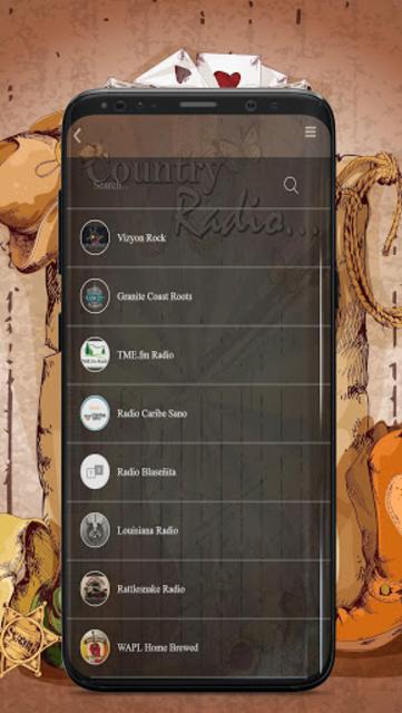 Free Country Music Radio screenshot 3