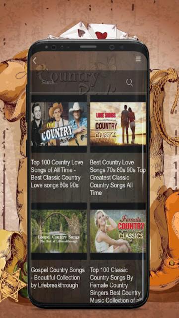 Free Country Music Radio screenshot 6