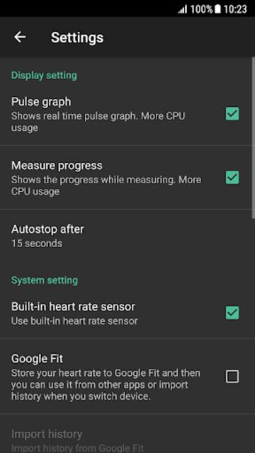 Heart Rate Plus - Pulse & Heart Rate Monitor screenshot 4