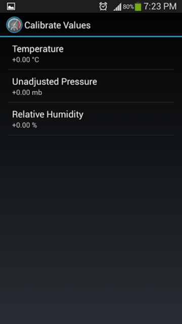 Thermometer Plus screenshot 4
