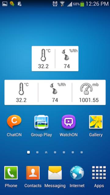 Thermometer Plus screenshot 5