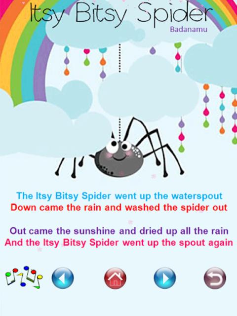 Kids Songs - Best Nursery Rhymes Free App screenshot 19