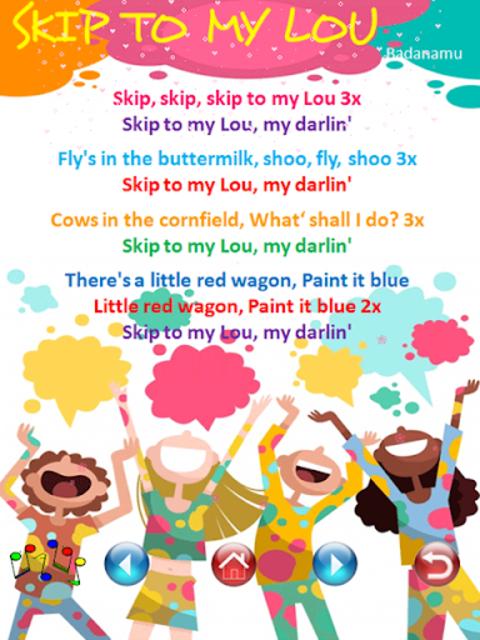 Kids Songs - Best Nursery Rhymes Free App screenshot 20