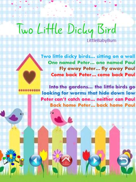 Kids Songs - Best Nursery Rhymes Free App screenshot 21