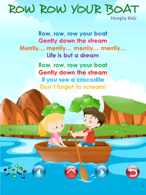 Kids Songs - Best Nursery Rhymes Free App screenshot 22