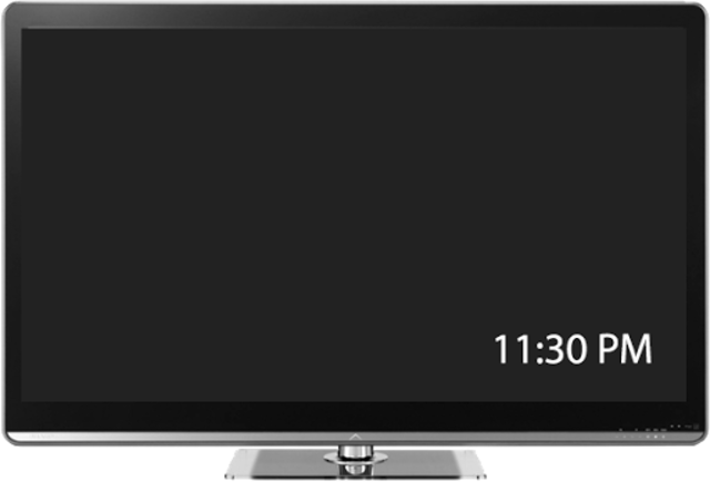 Cast Night Light and Clock on TV screenshot 3