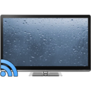 Icon for Rainy Window on TV/Chromecast