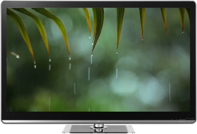 Rainy Window on TV/Chromecast screenshot 2
