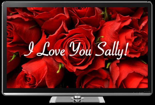 Valentine's Day for Chromecast screenshot 2