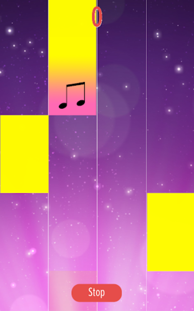BILLIE EILISH Piano Tiles screenshot 8