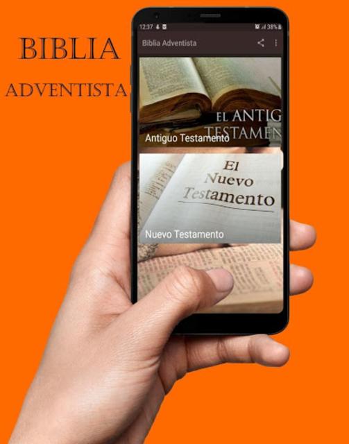 Biblia Adventista Gratis screenshot 1