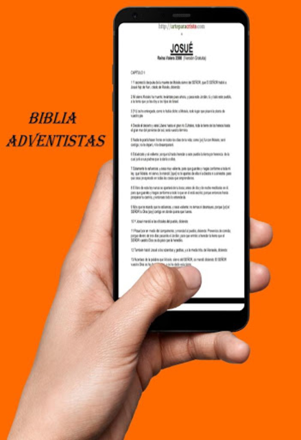 Biblia Adventista Gratis screenshot 4