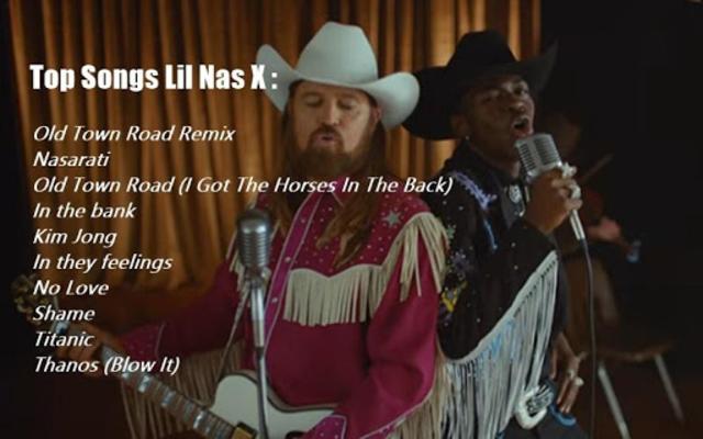 Lil Nas X Old ft. Billy Ray Cyrus screenshot 1