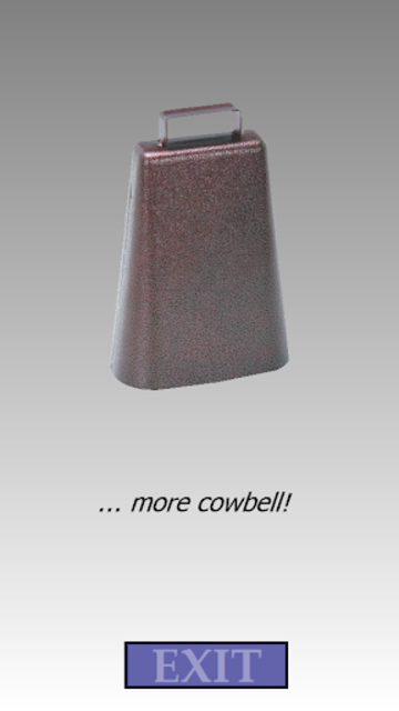 Cowbell 4U screenshot 1