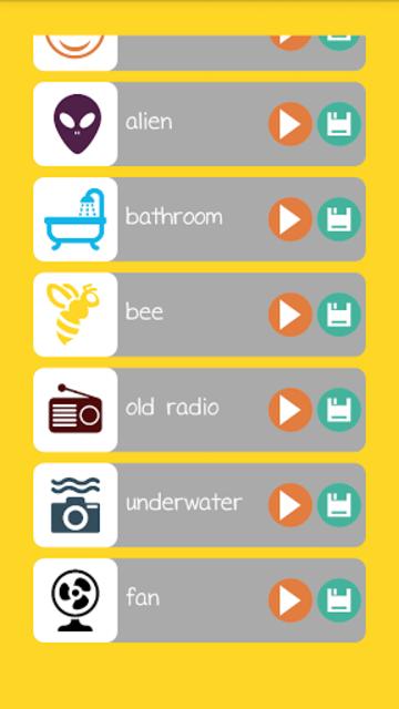 Voice Changer screenshot 3