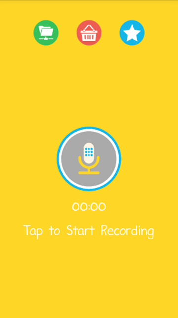 Voice Changer screenshot 1